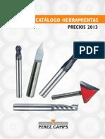Cat.herramientas Cuchillas 2013
