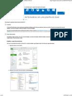 Como Usar Os Controles de Formulários Em Uma Planilha Do Excel
