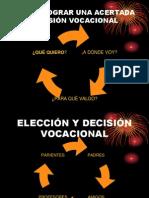 Cómo Lograr Una Acertada Decisión Vocacional