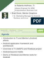 Android Ti Omap35x Transcript