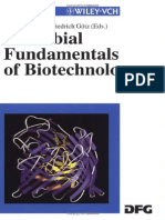 Microbial Fundamentals of Biotechnology
