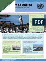 Boletín El Gran Ecosistema Marino y La Corriente de Humboldt(1)