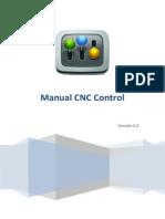 Manual CNC Control v2.2