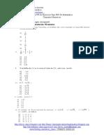 06 - Guía N°6 De Ejercicios Tipo PSU De Matemática - Conjuntos Numéricos