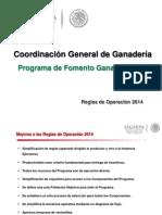 RO - Fomento Ganadero 2014 Pres. Chilpo