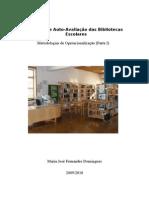 Modelo de autoavaliação-operacionalização-Parte I