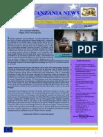 EU Tanzania Newsletter for July 2014