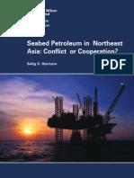 Seabed Petroleum in Northeast Asia