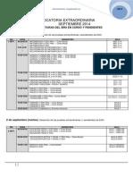 Calendario Septiembre Curso 2013-2014 - Público