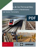 La Reforma de Los FFCC - Manual Para Mejorar El Rendimiento Del Sector