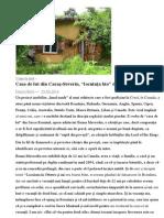 """Casa de Lut Din Caraș-Severin, """"Locuința Bio"""" - Constructie"""