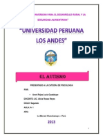 Monografia de Psicologia Autismo 1