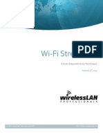 Wi-Fi Stress Test Report