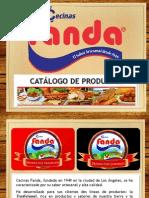 Catalogo Fanda