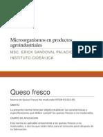 07 Microorganismos en Productos
