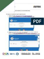 Guia Ingreso Plataforma DNDA