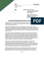 Haliburton Tender Offer