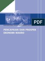 Pencapaian Prospek Ekonomi Makro