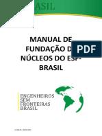 Manual de Fundação de Núcleos Engenheiros Sem Fronteiras - ESF-Brasil