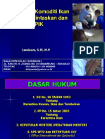 Jenis Jenis Ikan dan HPIK 2014