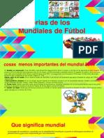 Diapositivas Del Mundial