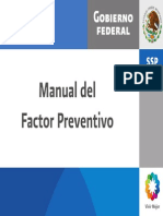 Manual Factor de Seguridad SEDENA