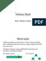 Tabelas Hash-com Duplo Hashing