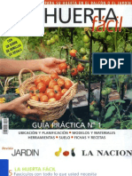 1-Botanica - Agricultura_la Huerta Facil - Guia Practica