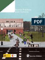Guía de buenas prácticas en Educación Inclusiva