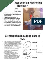 CLASE 1 (RESONANCIA MAGNETICA NUCLEAR)