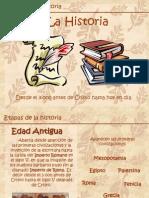 Etapas de La Historia Phpapp01