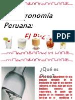 Licores de El Pisco Tecnologia de Alimentos y Seguridad Alimentaria