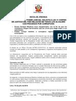 Ndp Directiva a Cortes Del País