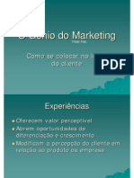 O Gênio do Marketing - Faixas 9 e 10 - 2009-04-07 - Slides