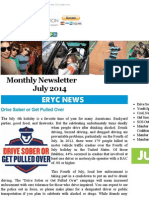 July News From Eagle River Youth Coalition
