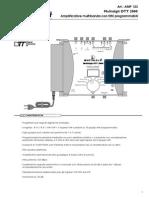 Amp123 Manual
