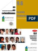 Instituciones Ambientales Colombia