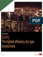1lde000038 Rev1b en Ecodry Presentation