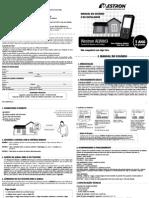 Manual Alw 801