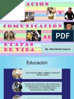 Educacion y Comunicacion en Salud x Etapas de Vida!!