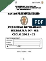 Cuadernillo 02 - 2012 II