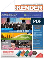 Indian Weekender Vol 6 Issue 5