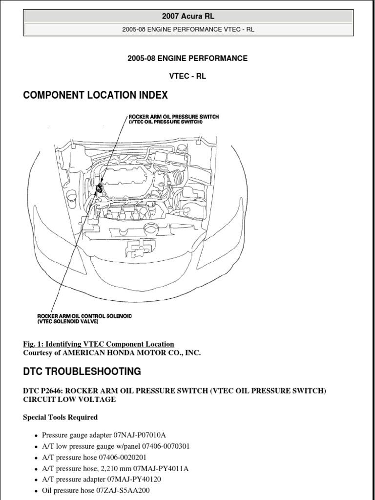 VTEC | Engines | Electrical Engineering