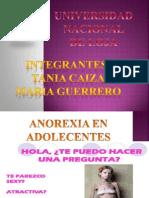 Anorexia Adolecentes Exponer