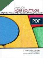 Guia de Actuacion en Urgencias Pediatricas 2009 (1)