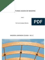 Madeira - Aula3