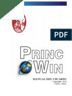 Manual de Manejo Princ Windows 2011