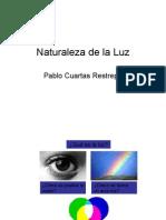 Naturaleza de La Luz 05-09-09 Astroph20092 V02