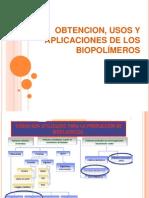 Usos de Biopolimeros
