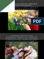 Características Infantiles y Procesos de Aprendizaje-nadia Ivonne
